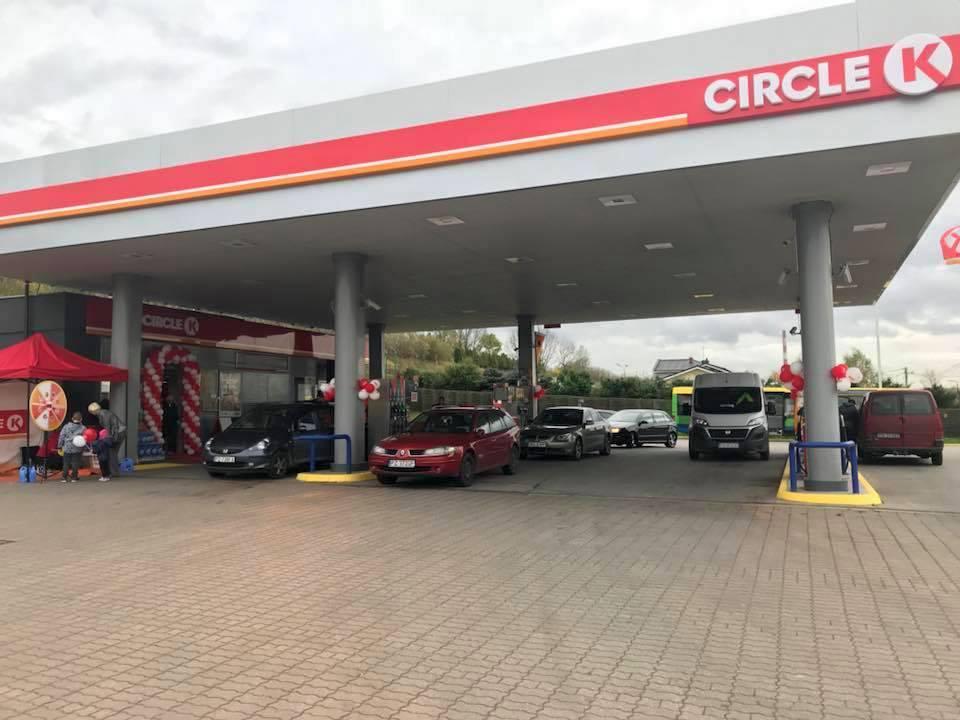 Circle K sklep 4